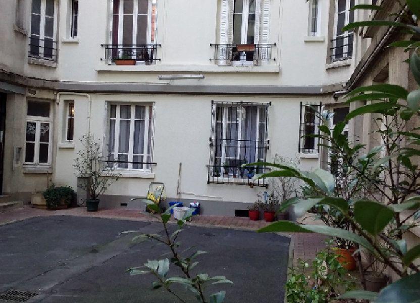 Appartement à louer 37.69m2 à Paris 18
