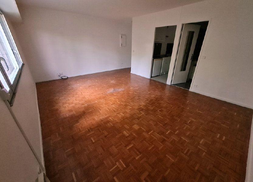 Appartement à louer 33.63m2 à Paris 12
