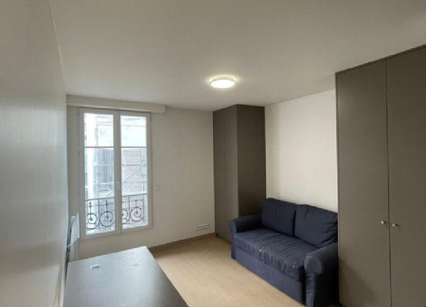 Appartement à louer 17m2 à Paris 19