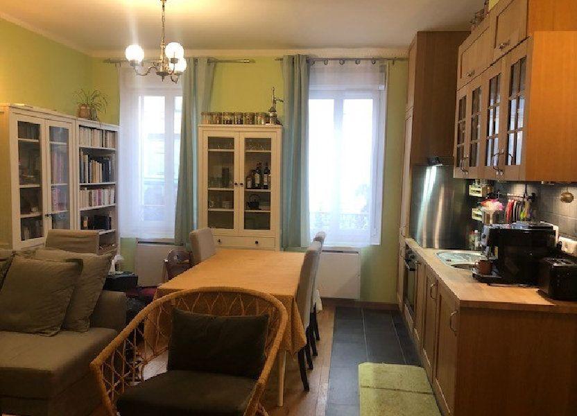 Appartement à vendre 33.63m2 à Vincennes