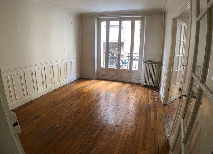 Appartement à vendre 63.46m2 à Saint-Mandé