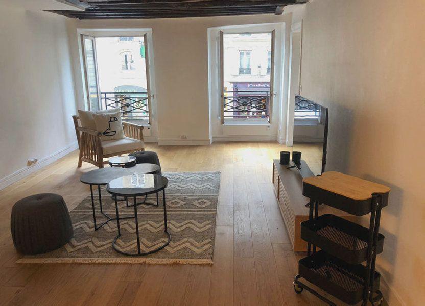 Appartement à louer 55m2 à Paris 3
