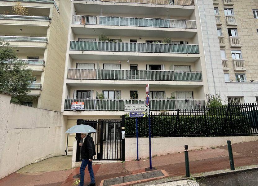 Appartement à louer 20.23m2 à Saint-Mandé