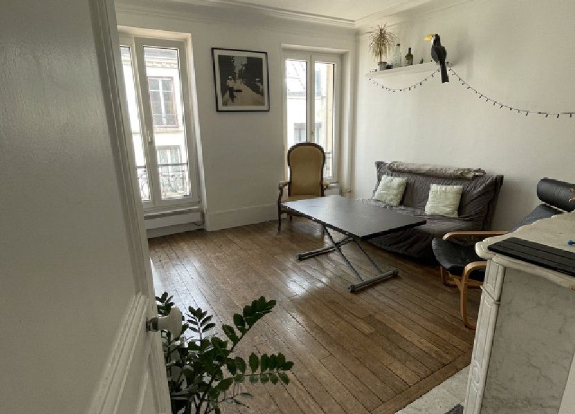 Appartement à louer 53.62m2 à Saint-Mandé