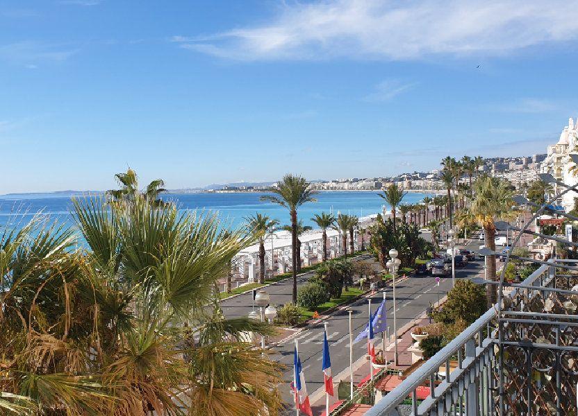 Appartement à vendre 110.46m2 à Nice