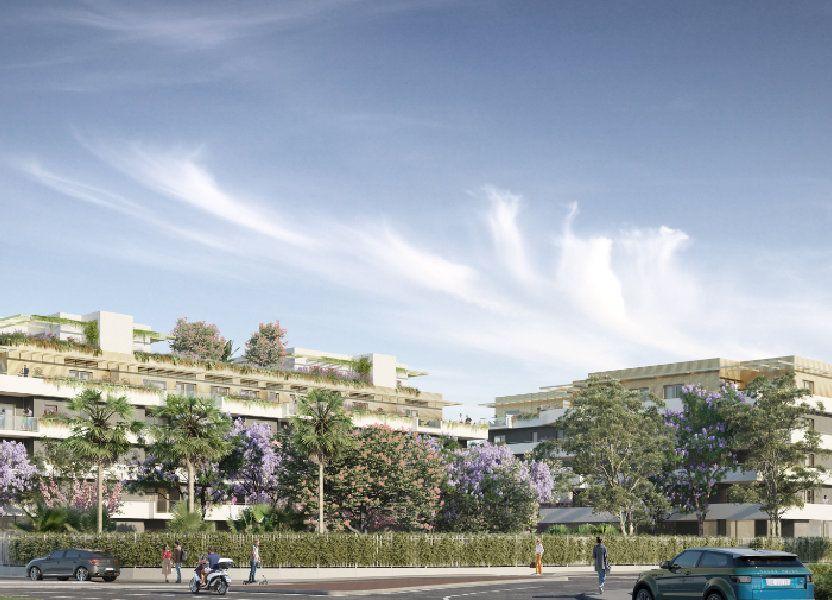 Appartement à vendre 44m2 à Cagnes-sur-Mer