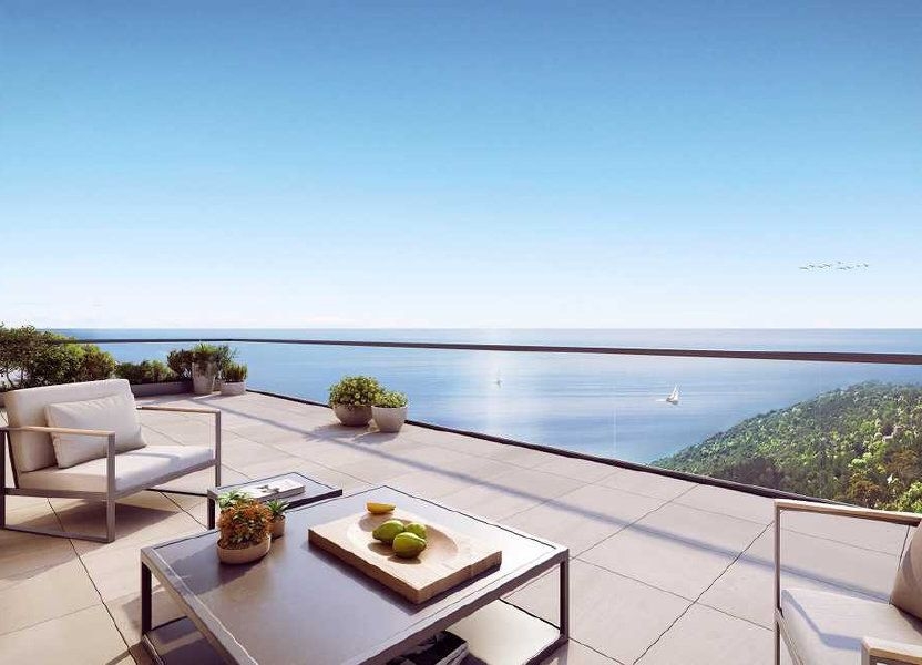 Appartement à vendre 69m2 à La Turbie