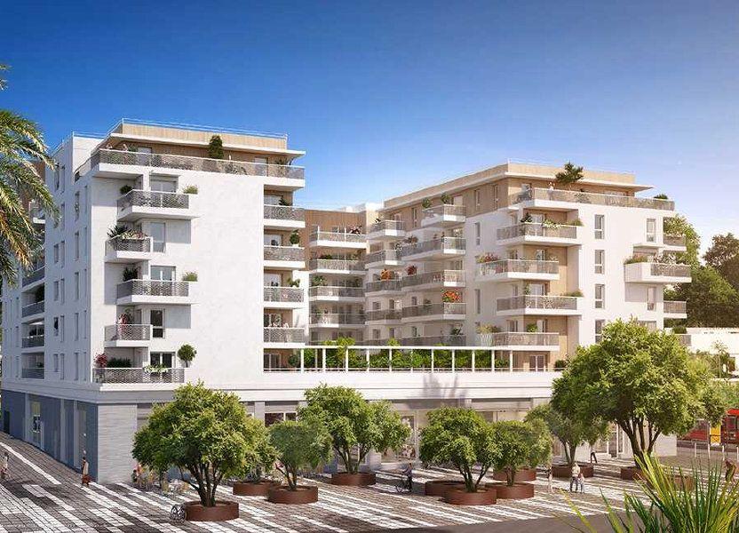 Appartement à vendre 62.2m2 à Nice