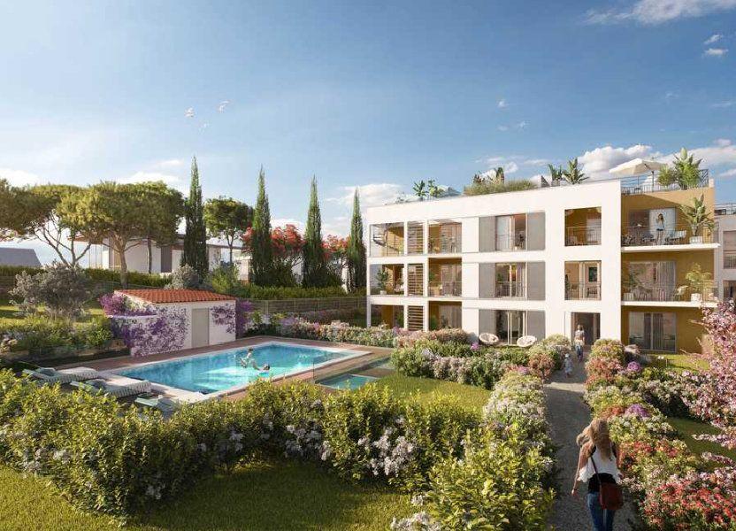 Appartement à vendre 61.6m2 à Antibes