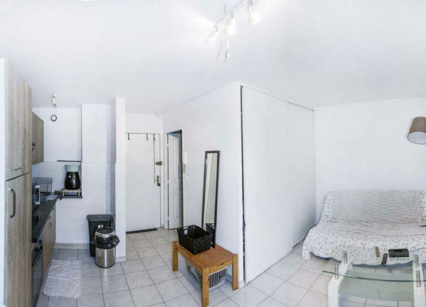 Appartement à vendre 25m2 à Nice