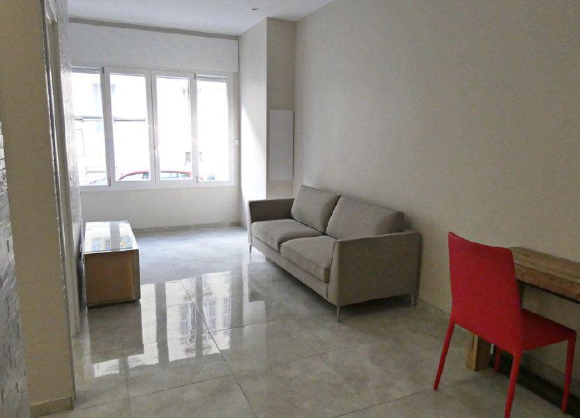 Appartement à vendre 30.28m2 à Nice
