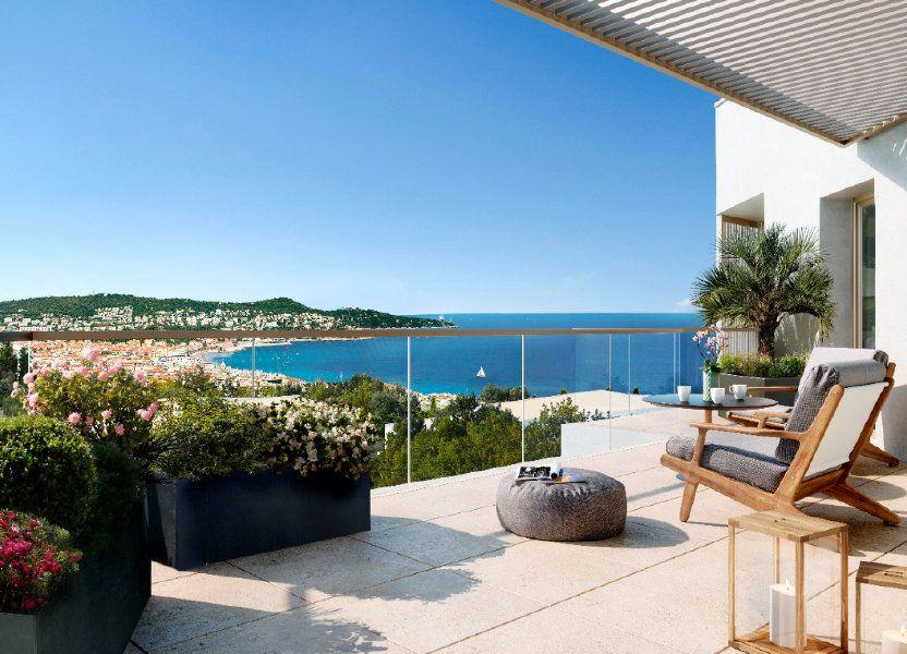 Appartement à vendre 71.5m2 à Nice