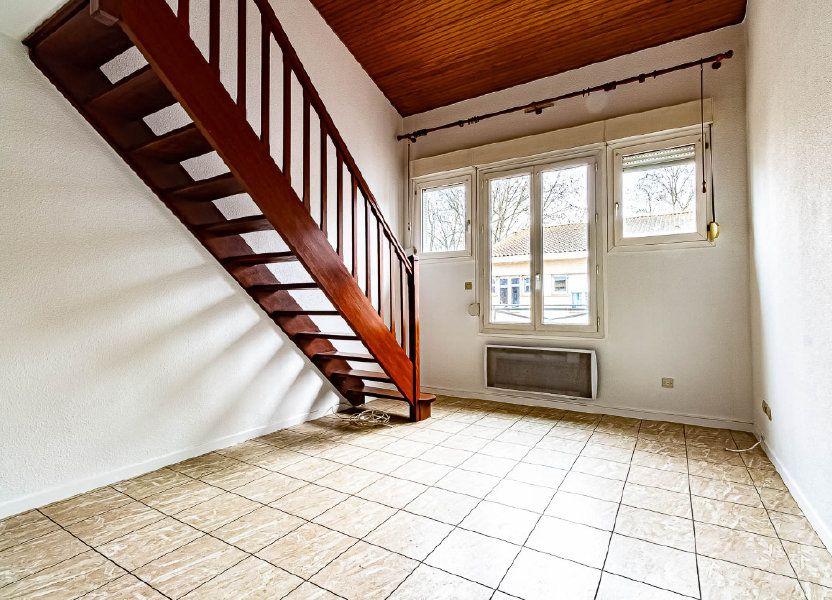 Appartement à louer 30.86m2 à Toulouse