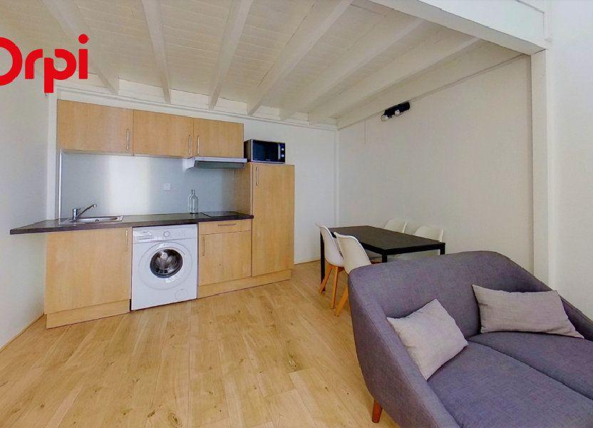 Appartement à louer 30m2 à Lyon 8