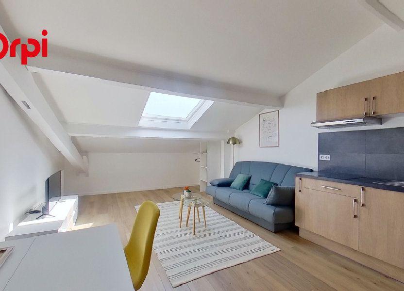Appartement à louer 17.44m2 à Lyon 8
