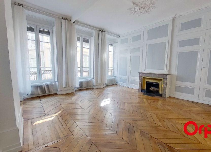 Appartement à louer 58.47m2 à Lyon 2