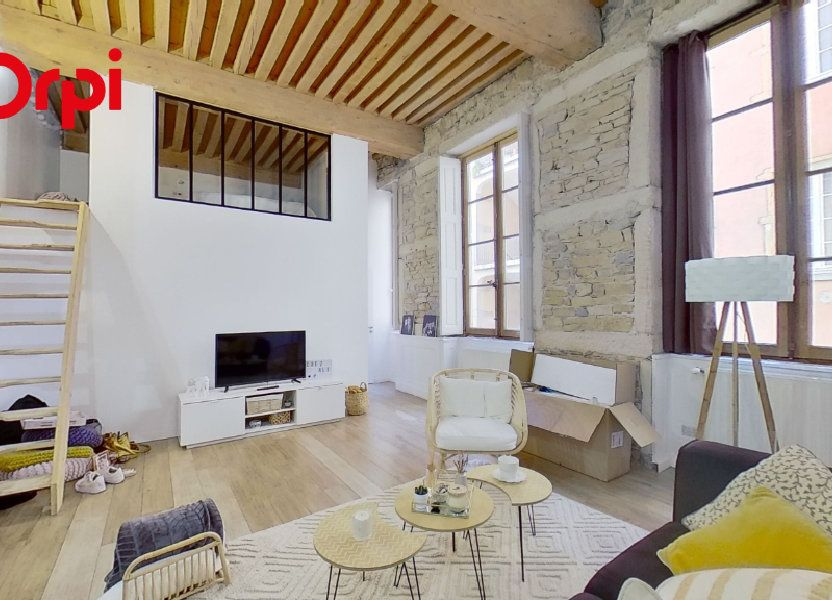 Appartement à louer 36m2 à Lyon 1