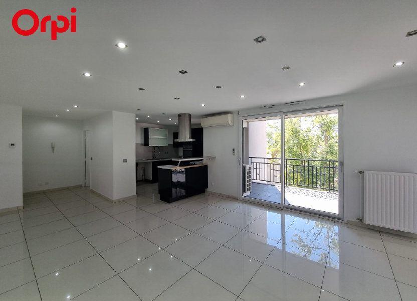Appartement à louer 88.1m2 à Villeurbanne