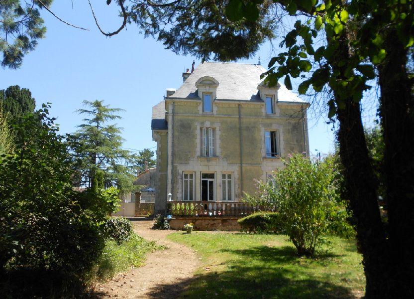 Maison à vendre 384m2 à Ménigoute