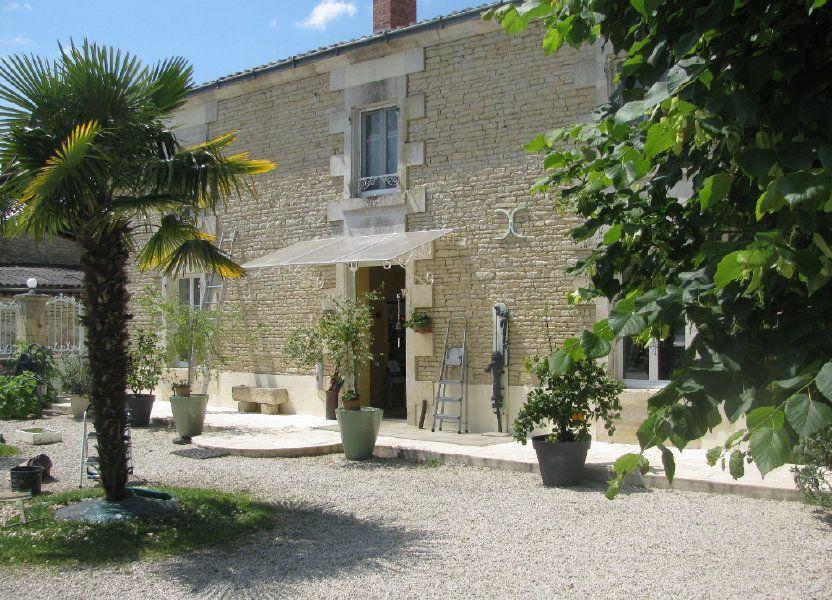 Maison à vendre 305m2 à Saint-Hilaire-la-Palud