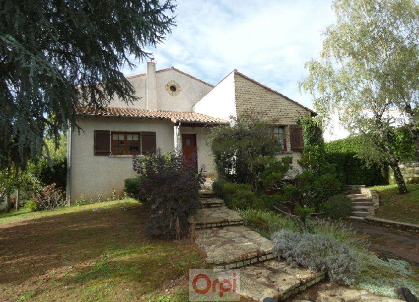 Maison à vendre 148m2 à Niort