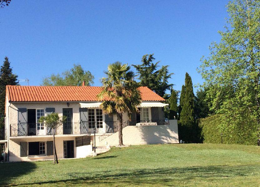 Maison à vendre 173m2 à Sauzé-Vaussais
