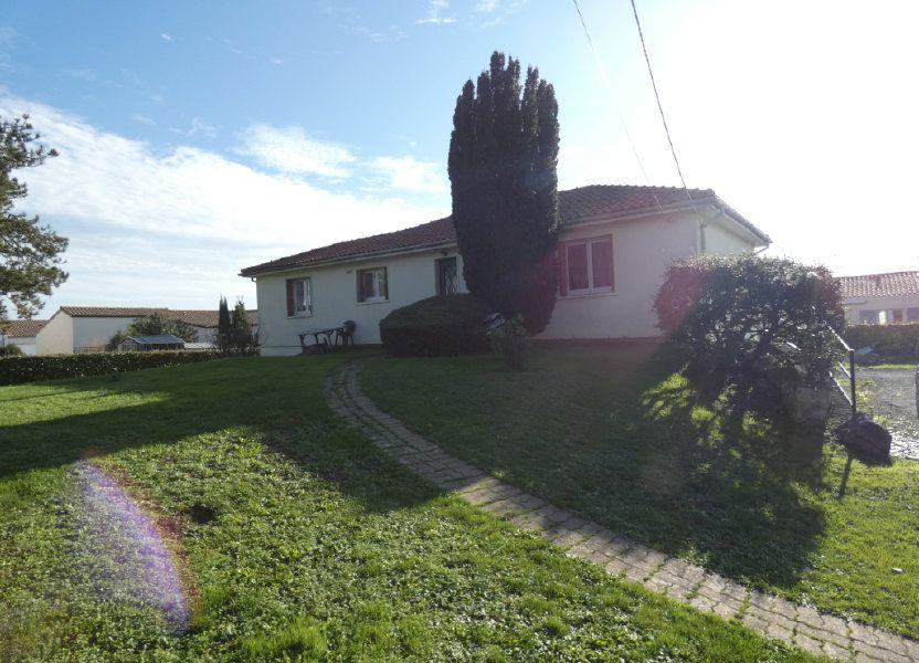 Maison à vendre 110m2 à Saint-Jean-de-Liversay