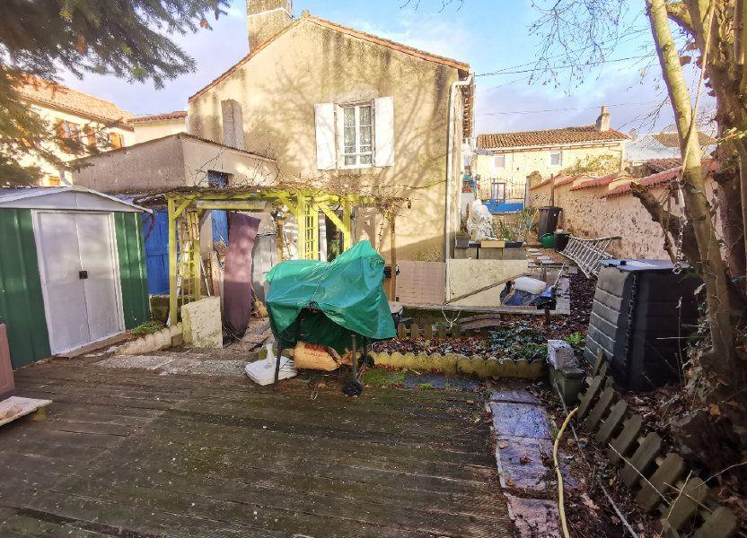 Maison à vendre 110m2 à Saint-Loup-Lamairé