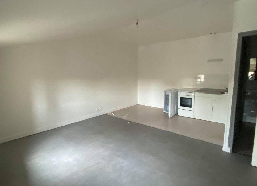 Appartement à louer 26.11m2 à Niort