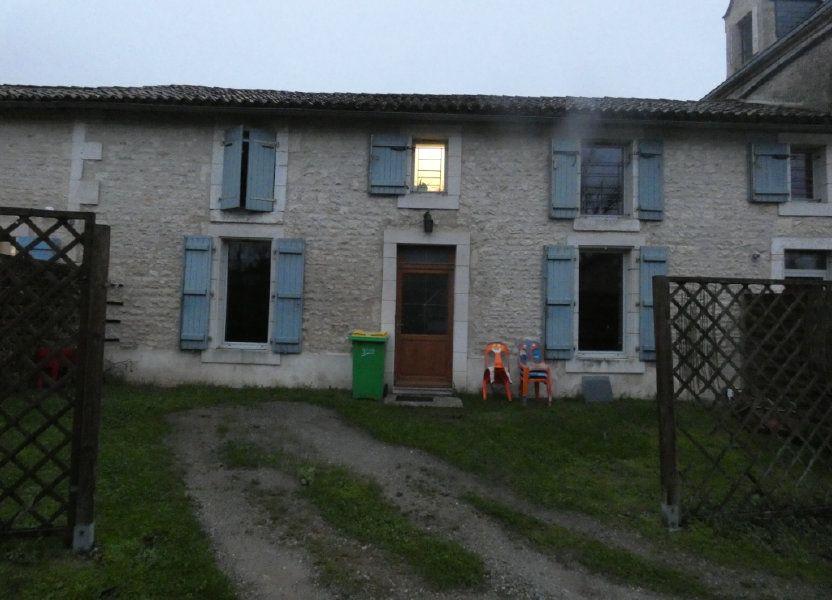Maison à vendre 80m2 à Coulonges-sur-l'Autize
