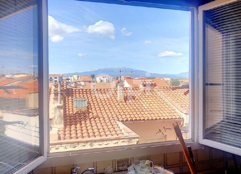Appartement à vendre 92.45m2 à Perpignan