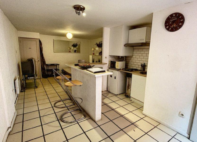 Appartement à vendre 27m2 à Perpignan