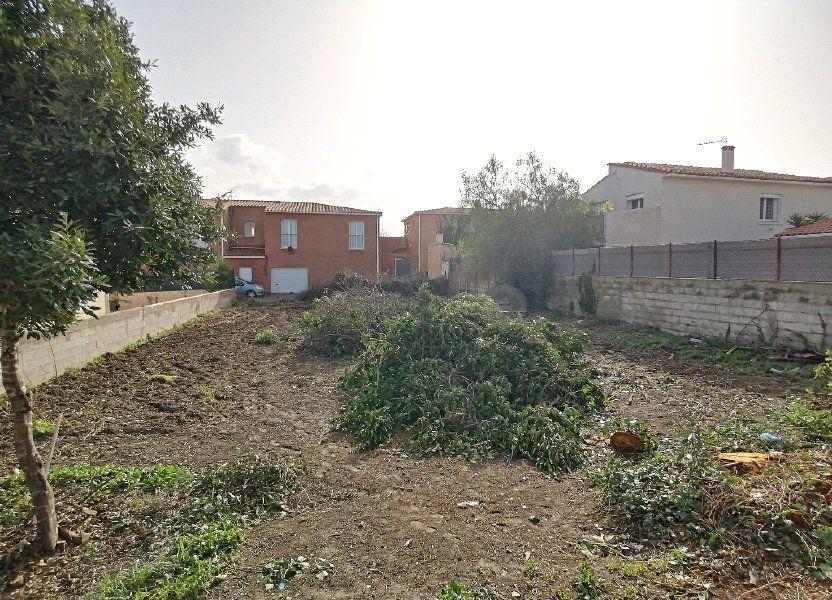 Terrain à vendre 472m2 à Ponteilla
