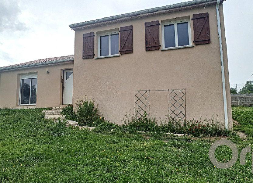 Maison à vendre 90.19m2 à Molles