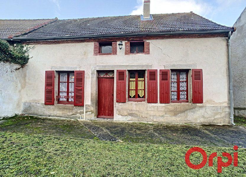 Maison à vendre 47m2 à Saint-Didier-la-Forêt