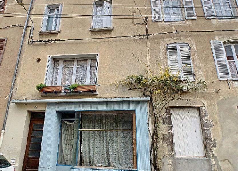 Maison à vendre 170m2 à Gannat