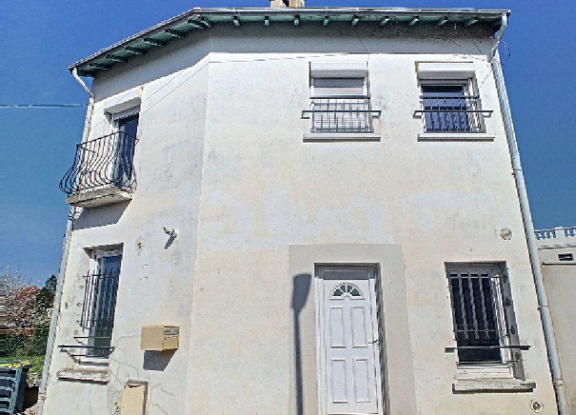 Maison à vendre 75m2 à Cusset