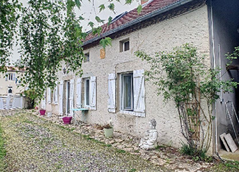 Maison à vendre 130m2 à Saint-Quintin-sur-Sioule