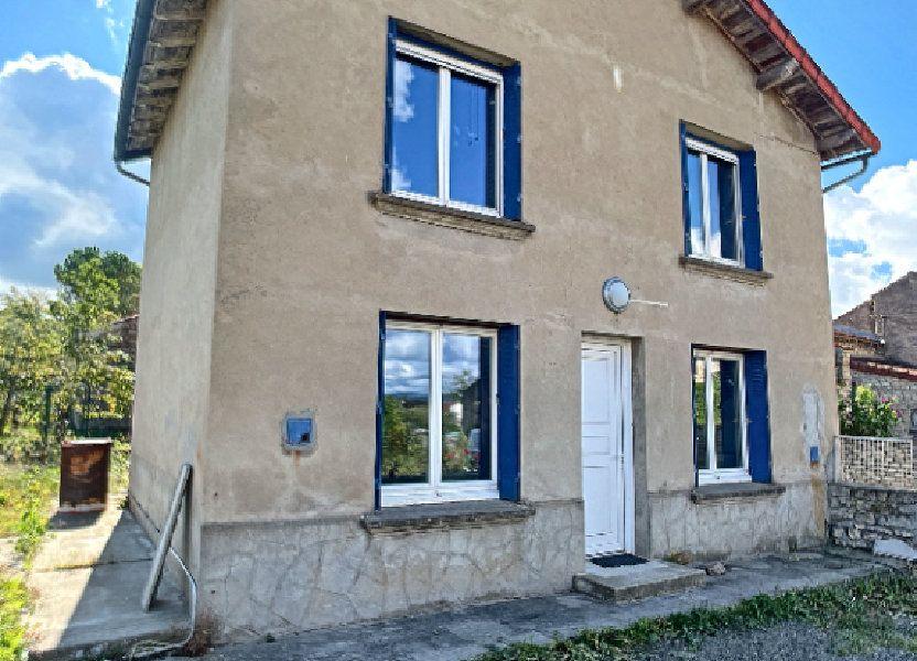 Maison à vendre 133m2 à Saint-Bonnet-de-Rochefort