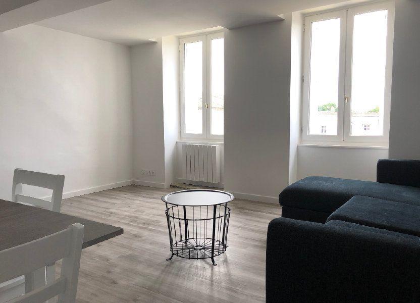 Appartement à louer 35m2 à Créon