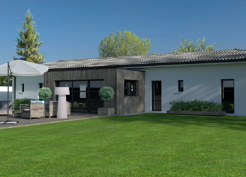 Maison à vendre 110m2 à Saint-Caprais-de-Bordeaux