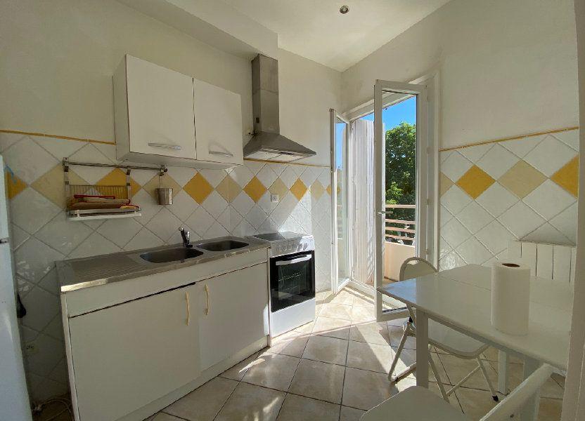 Appartement à louer 34.24m2 à Nice