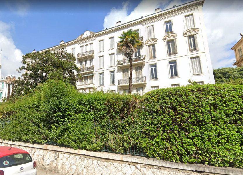 Appartement à louer 22.95m2 à Nice