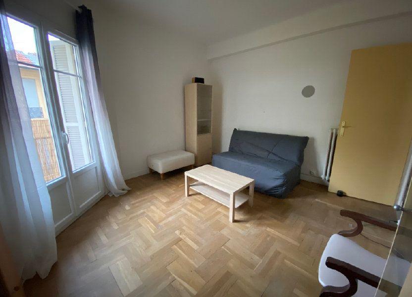 Appartement à louer 42.49m2 à Nice
