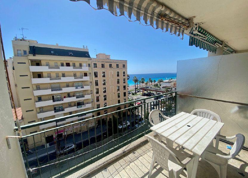Appartement à louer 34.57m2 à Nice