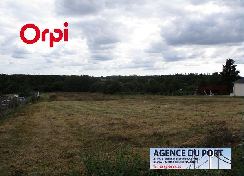 Terrain à vendre 1199m2 à Saint-Dolay
