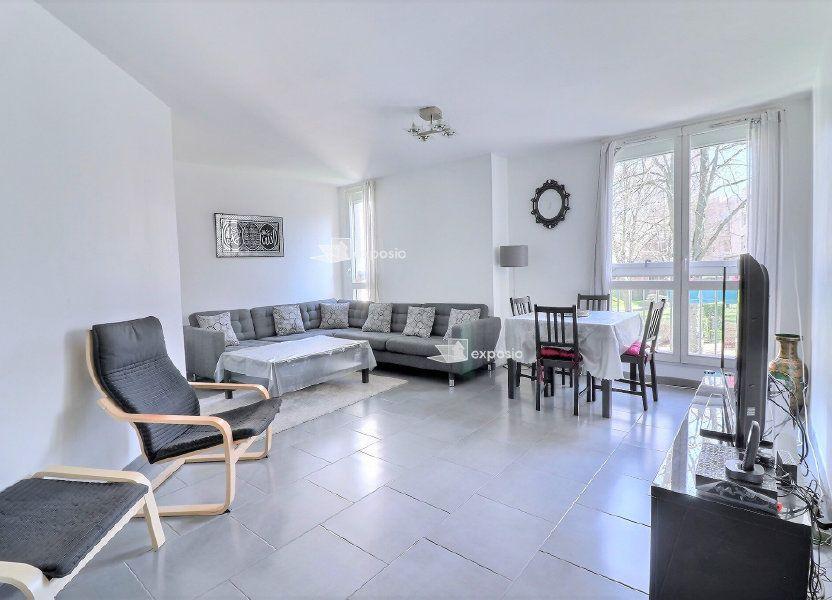 Appartement à vendre 80.33m2 à Courcouronnes