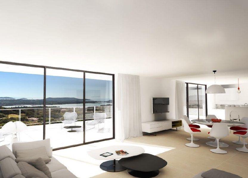 Appartement à vendre 79.7m2 à Porto-Vecchio
