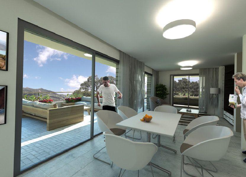 Appartement à vendre 70.32m2 à Porto-Vecchio