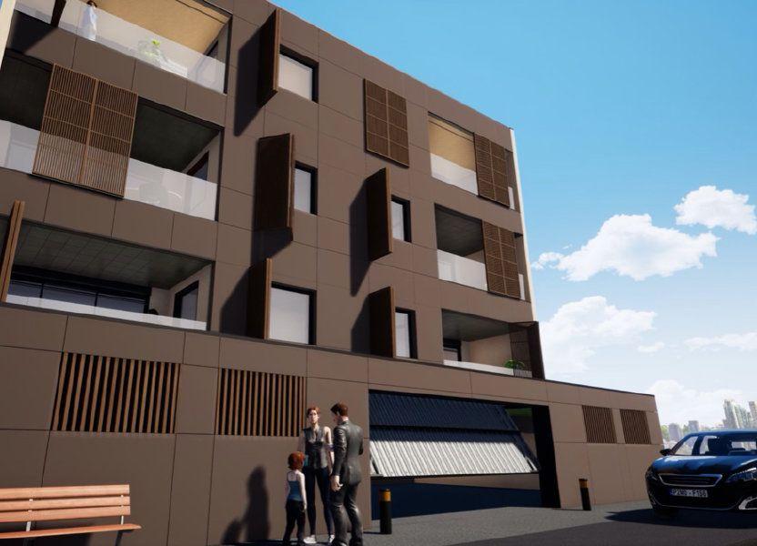 Appartement à vendre 101m2 à Porto-Vecchio